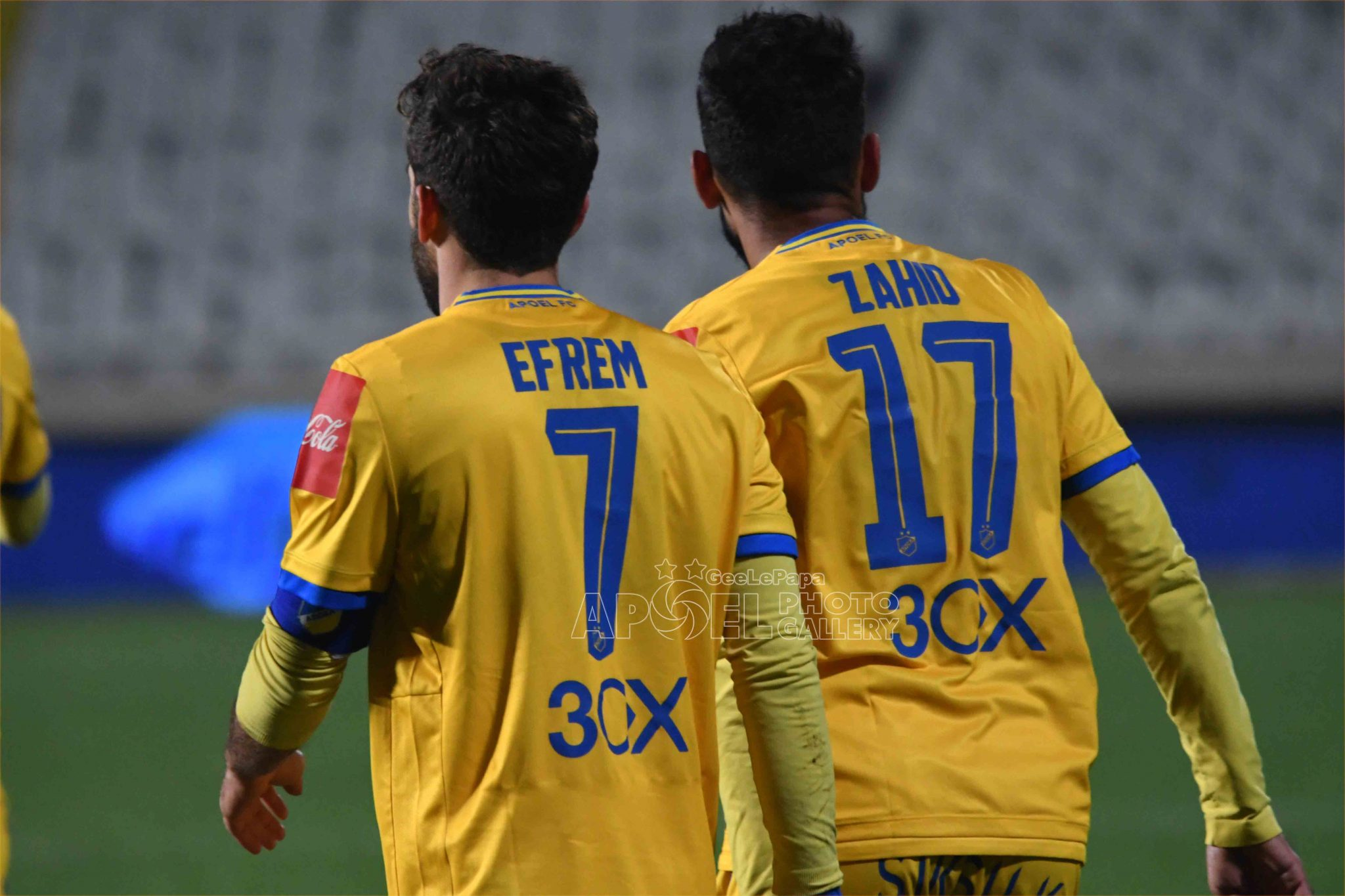 APOEL FC 2 vs APOLLON 1