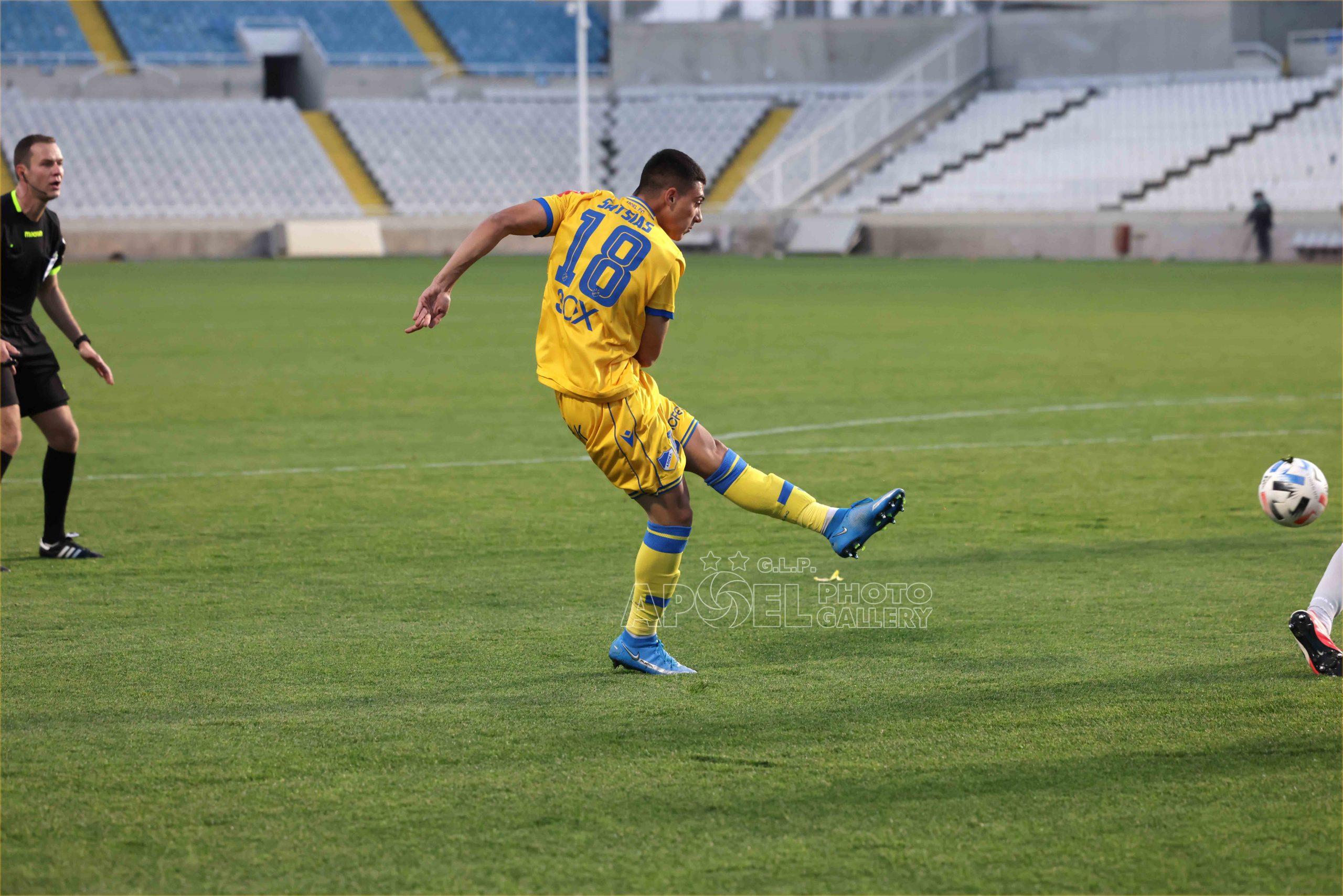 OMONOIA – APOEL FC 0-1