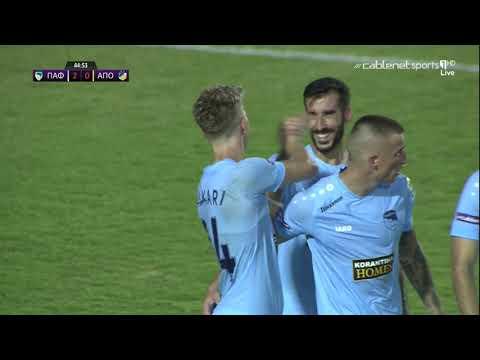 ΠΑΦΟΣ-ΑΠΟΕΛ 2-0 (21/08/2021)